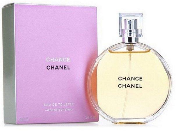 Chance Chanel Feminino Eau de Toilette
