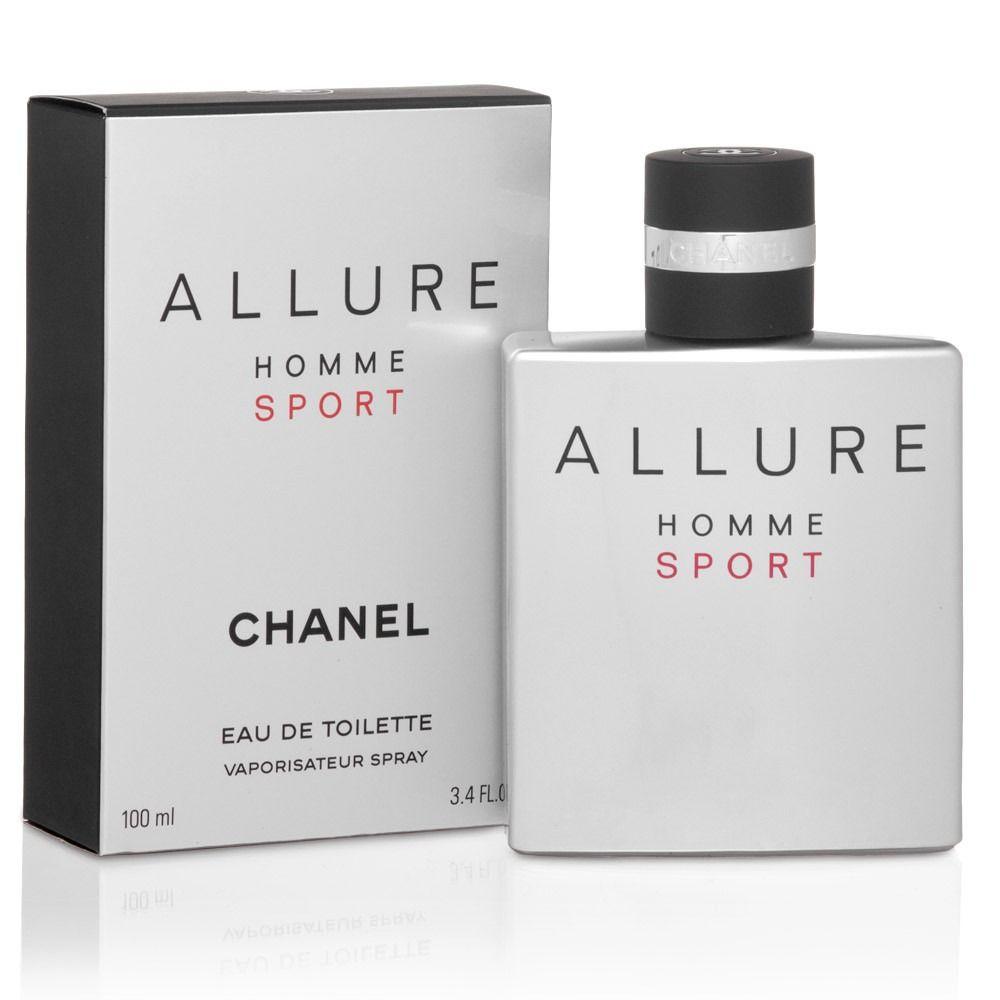 Allure Homme Sport Chanel Masculino Eau de Toilette