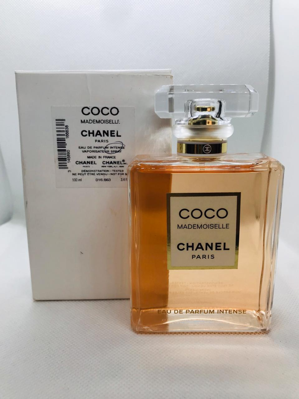 Chanel Coco Mademoiselle Intense Feminino Eau de Parfum 100ml - Tester