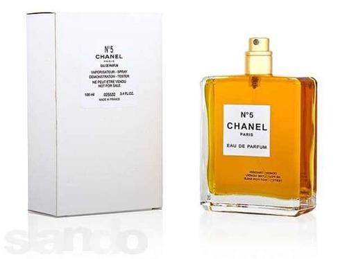 Chanel N° 5 Feminino Eau de Parfum 100ml - TESTER