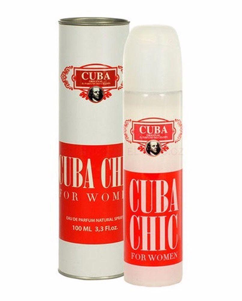 Chic Cuba Feminino Eau de Parfum 100ML