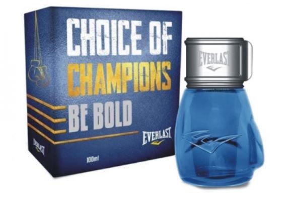 Choice Of Champions Be Bold de Everlast   Deo Colônia 100 ml