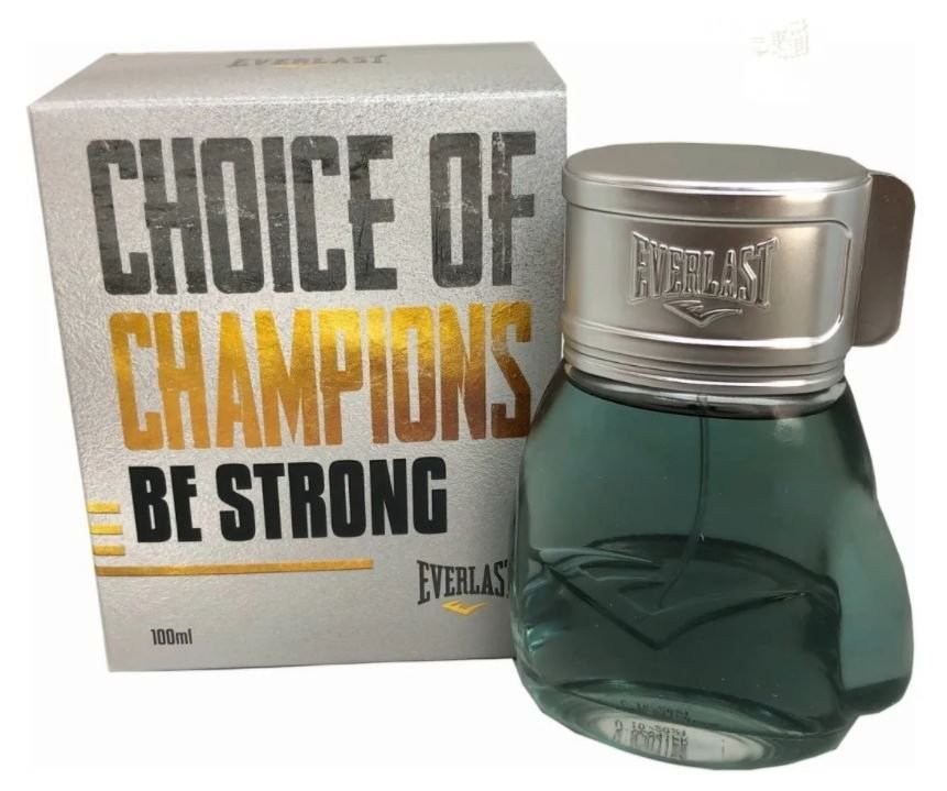 Choice Of Champions Be Strong de Everlast   Deo Colônia 100 ml