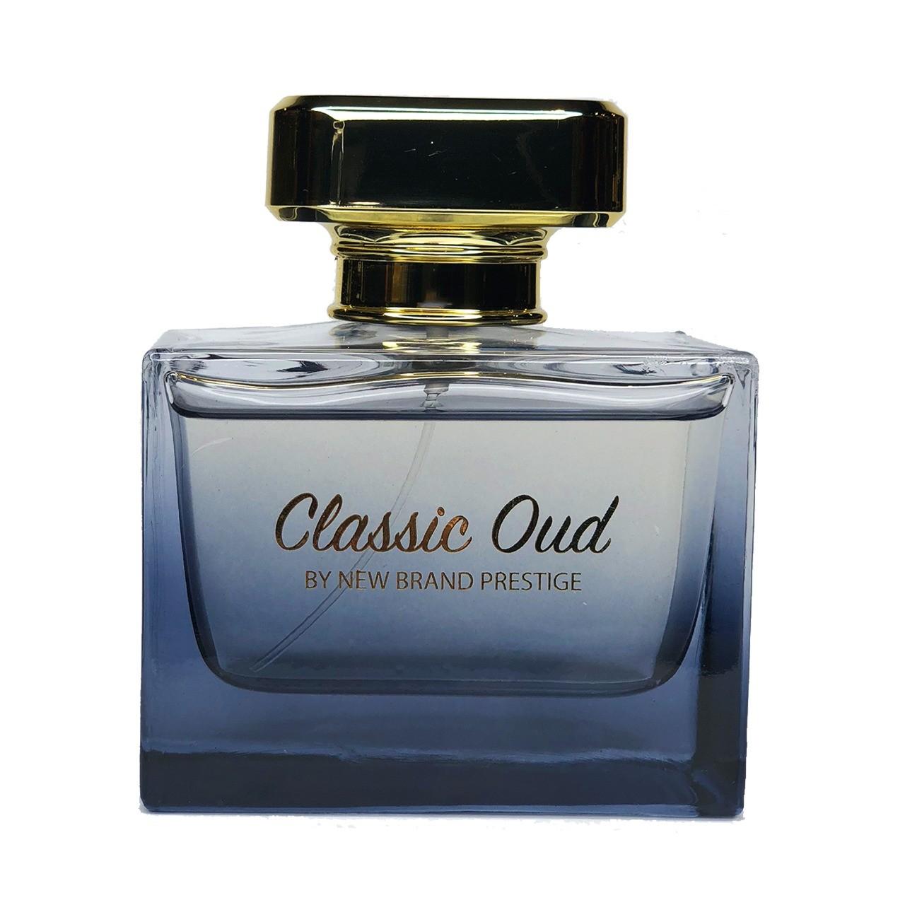 Classic Oud New Brand Feminino Eau de Parfum 100ml