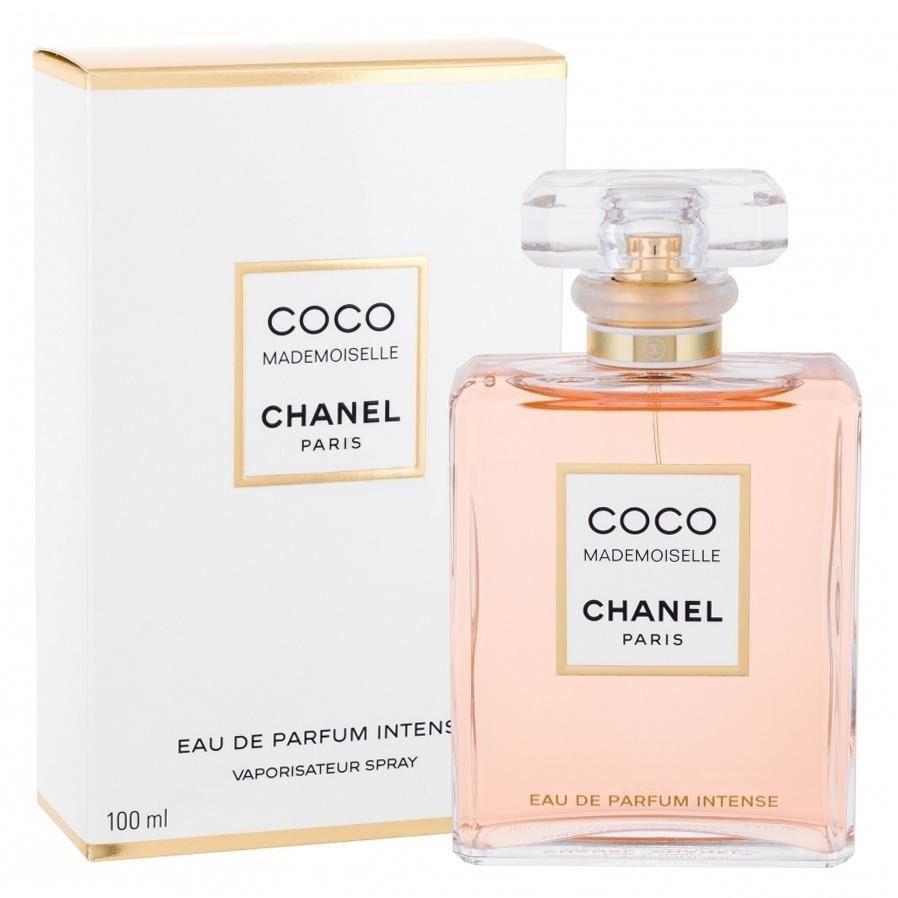 Coco Mademoiselle Intense Chanel Feminino Eau de Parfum 100ml
