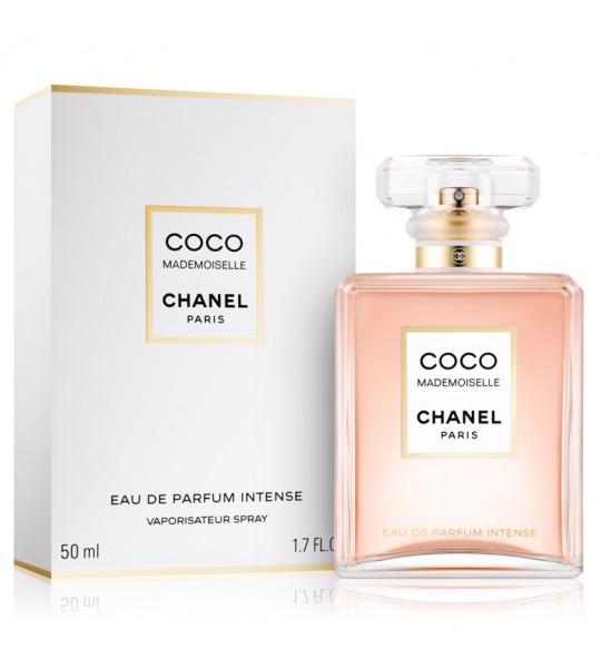 Coco Mademoiselle Intense Chanel Feminino Eau de Parfum 50ml