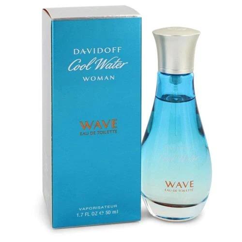 Cool Water Wave Davidoff Feminino Eau de Toilette 100ml
