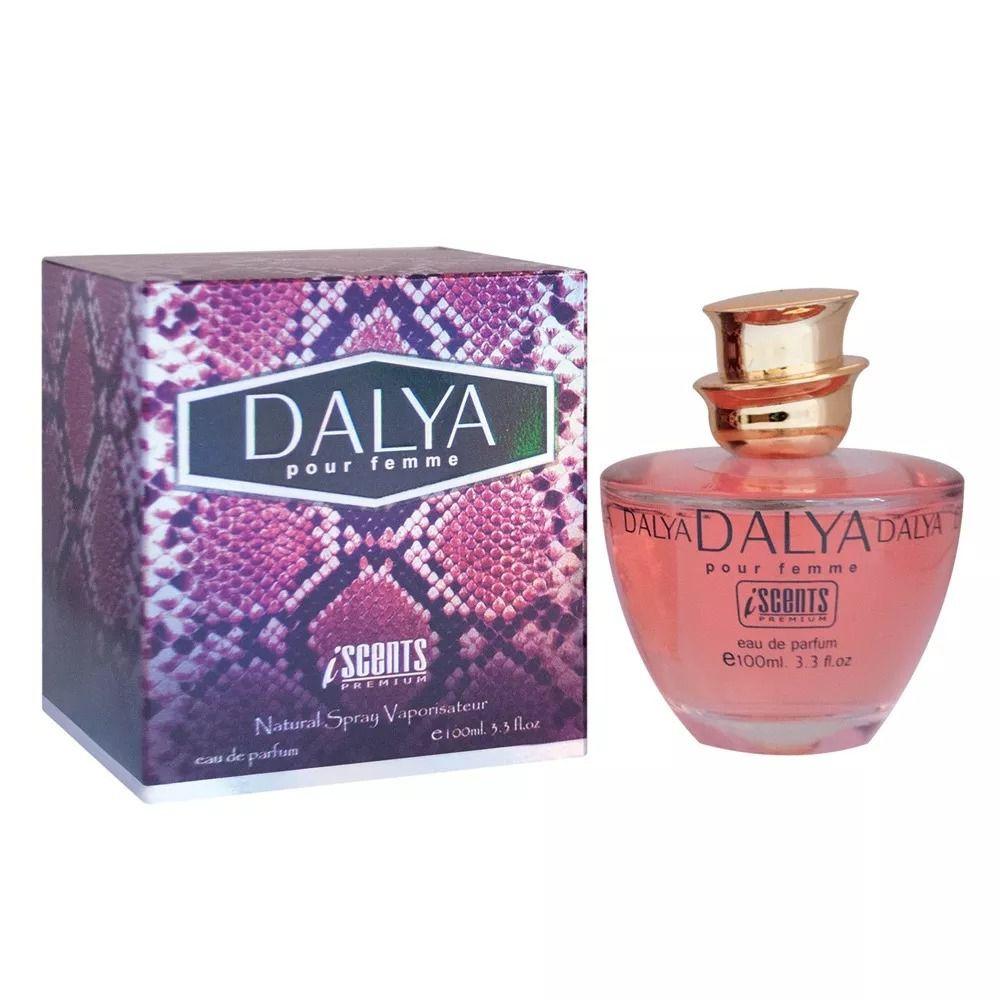 Dalya Pour Femme Iscents Feminino Eau de Parfum 100ml