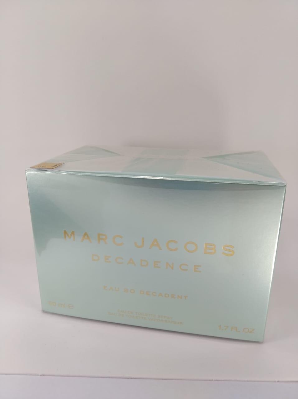 Decadence Eau So Decadent Marc Jacobs Eau de Toilette Feminino 50 ml