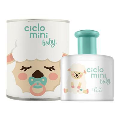 Deo Colonia Ciclo Mini Baby Bee Infantil 100ml