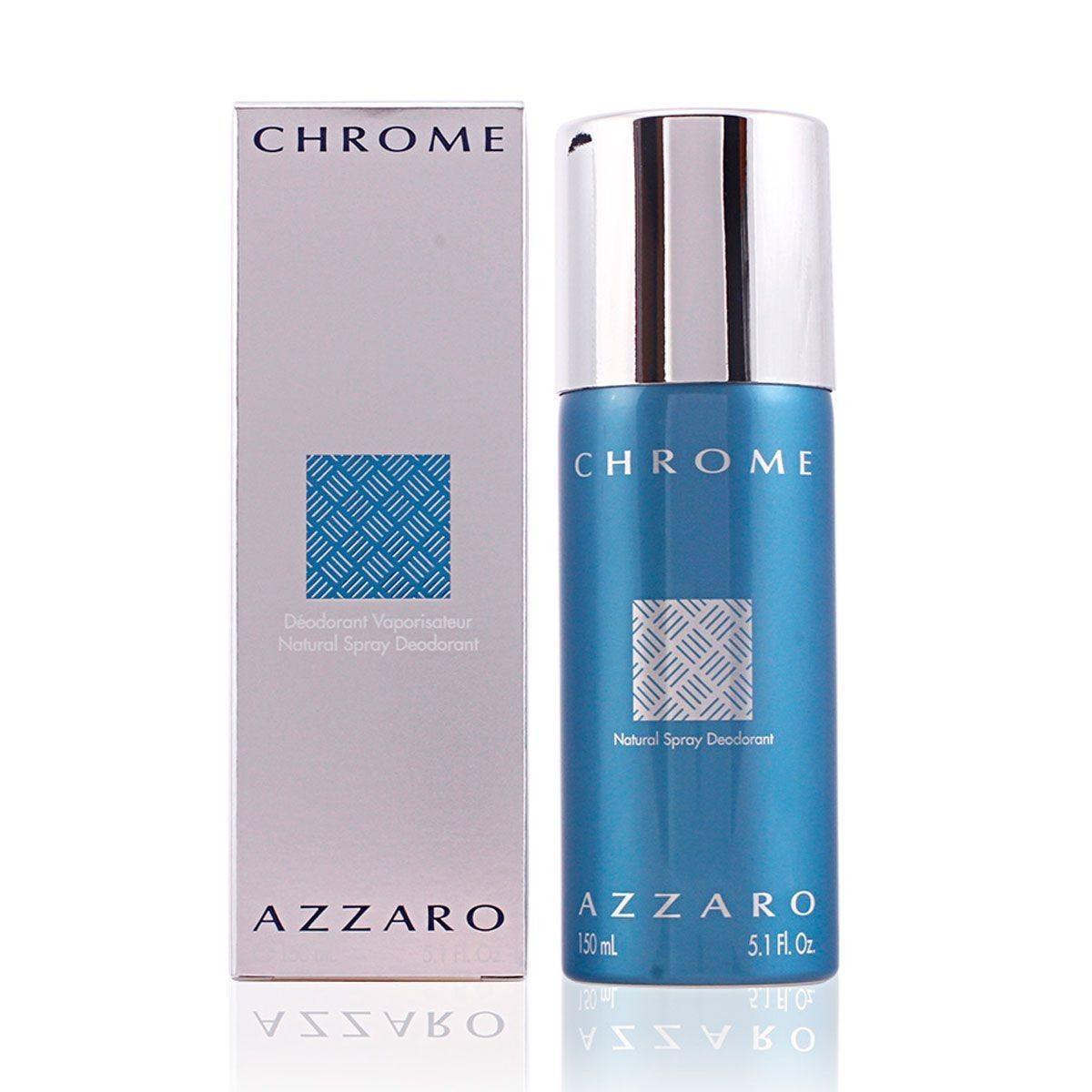 Desodorante Azzaro Chrome Masculino 150ml
