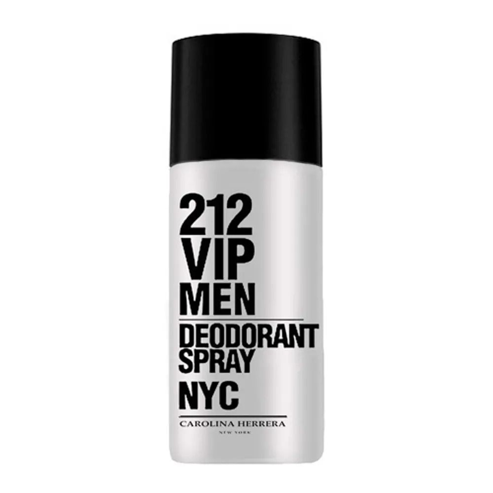 Desodorante Carolina Herrera 212 VIP Men 150ml