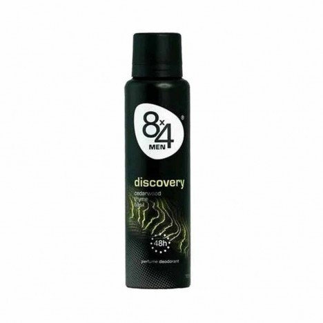 Desodorante Discovery 8x4 48 horas 150ml