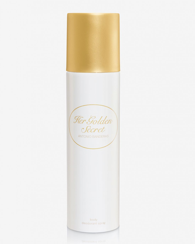Desodorante Her Golden Secret Antonio Banderas Feminino 150ml