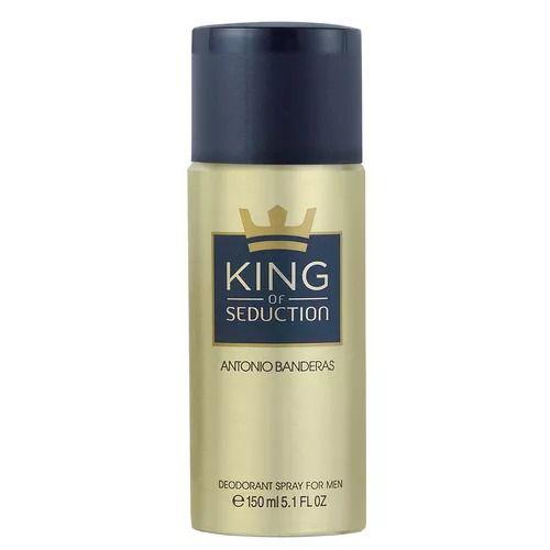Desodorante King Of Seduction Absolute Antonio Banderas Masculino 150ml