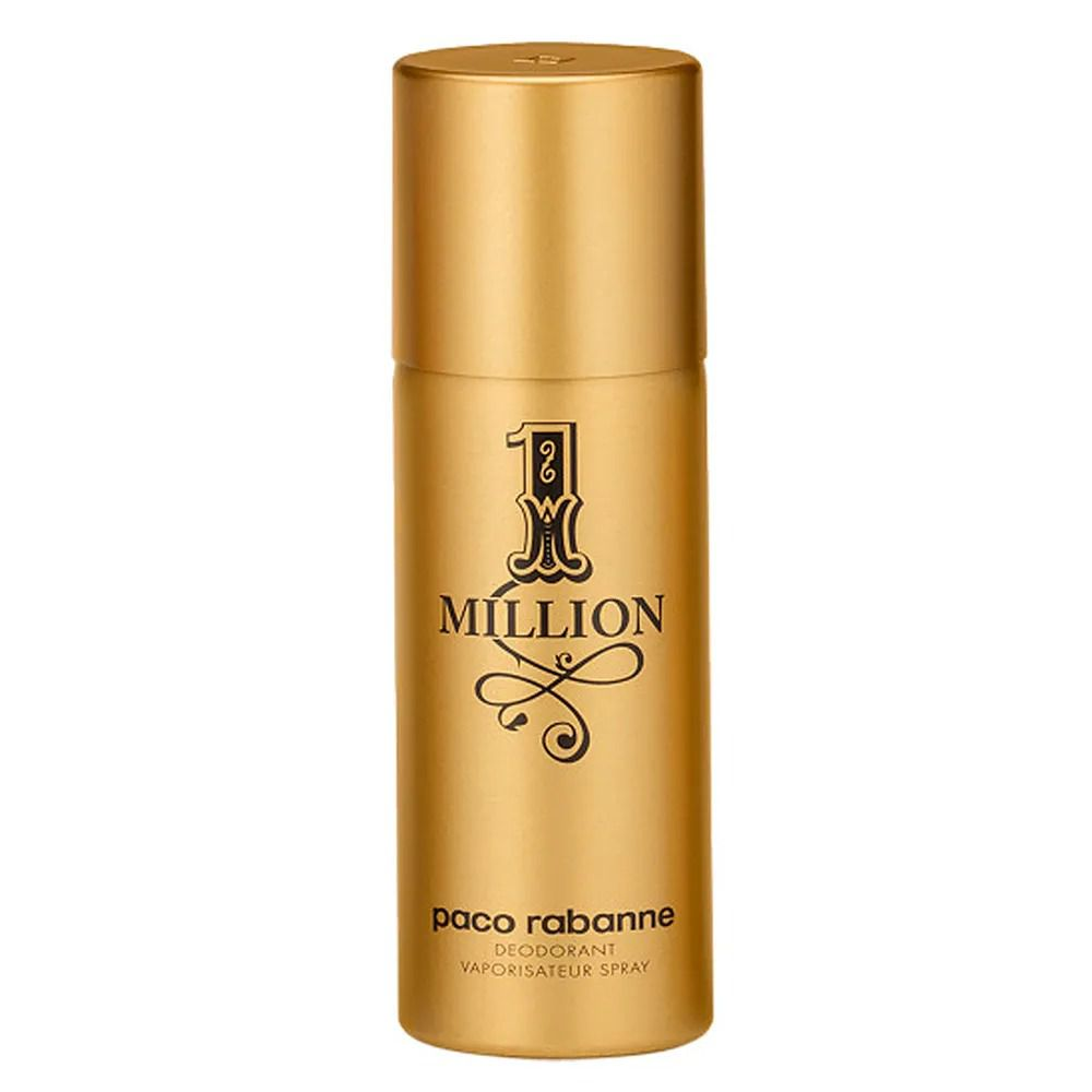 4e0b136499 One Million Paco Rabanne Masculino Kit EDT 100ML + Desodorante 150ML