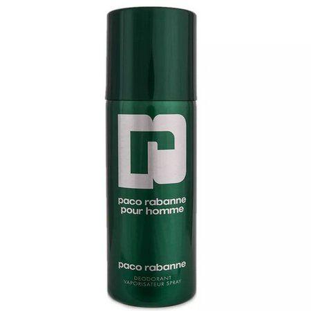 Desodorante Pour Homme Paco Rabanne Masculino 150ml