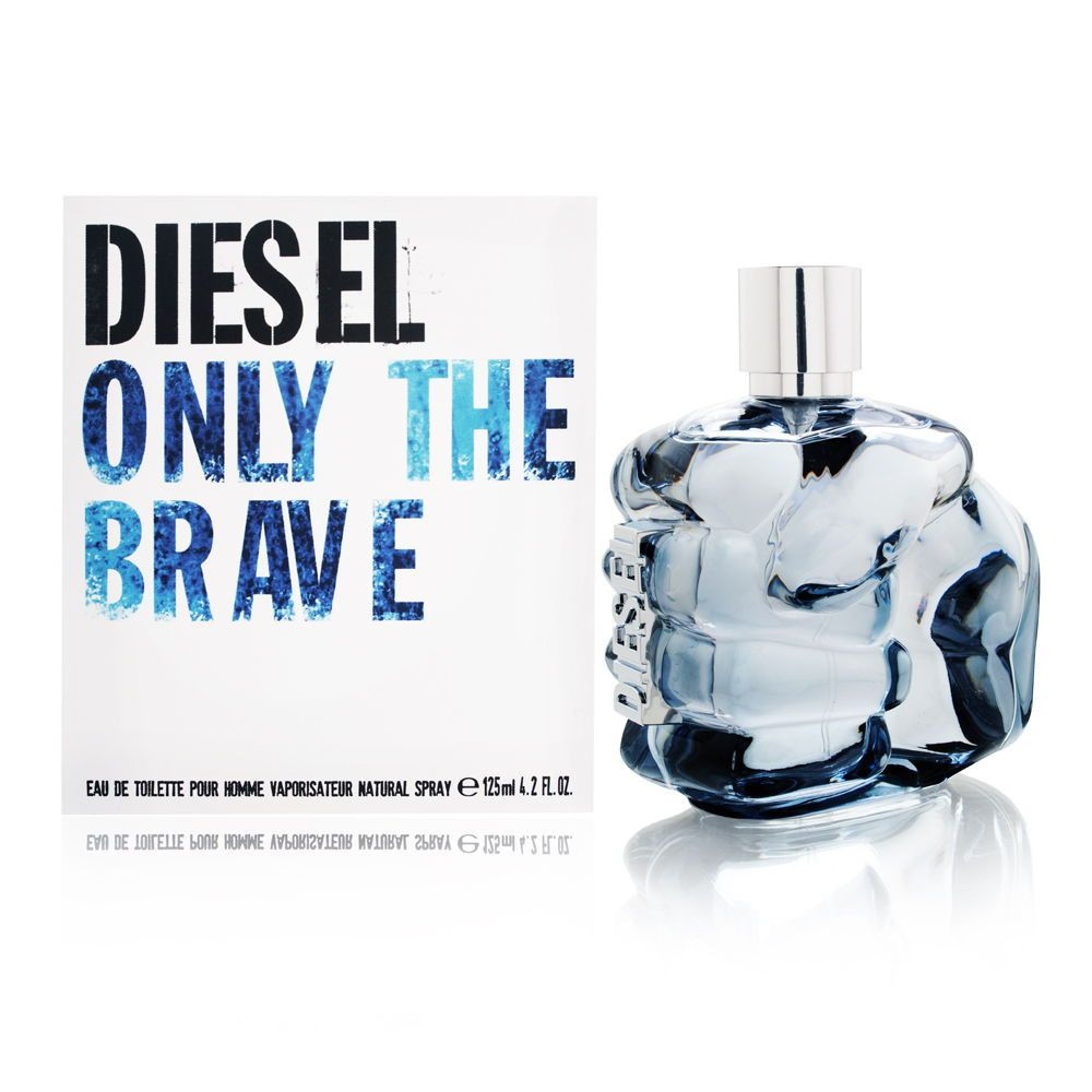 Only The Brave Men Diesel Masculino Eau de Toilette 125ML