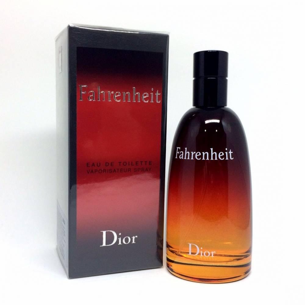 Fahrenheit Dior Masculino Eau de Toilette