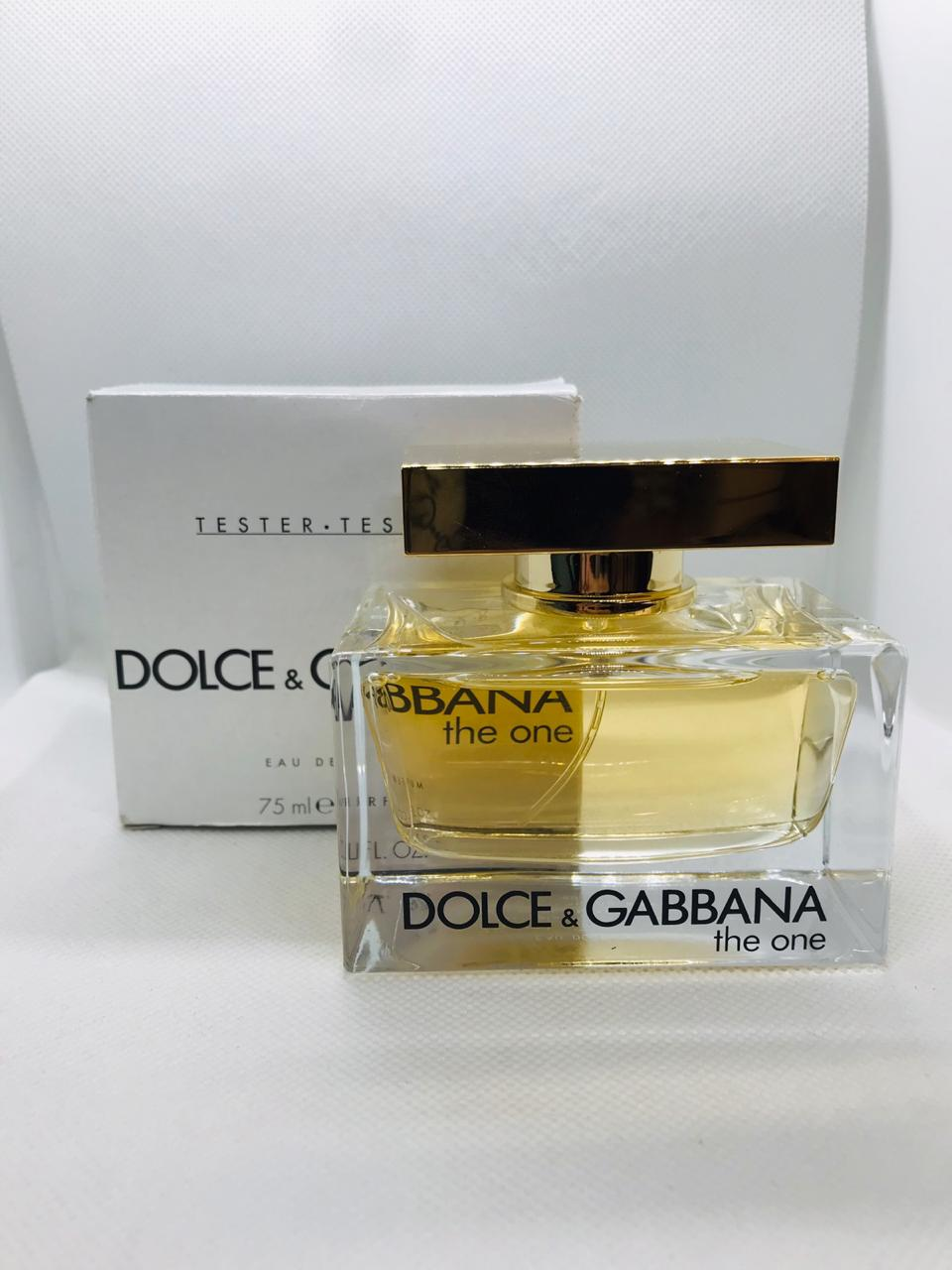 af09cfb25cdd97 Dolce   Gabbana The One Feminino Eau de Parfum 75ml