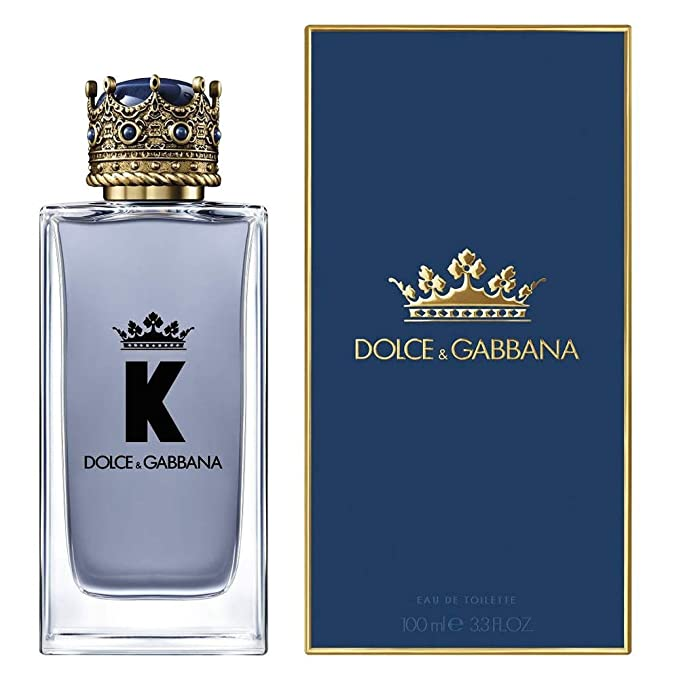 Dolce Gabbana King  Dolce Gabbana Eau de Toilette Masculino 100 ml