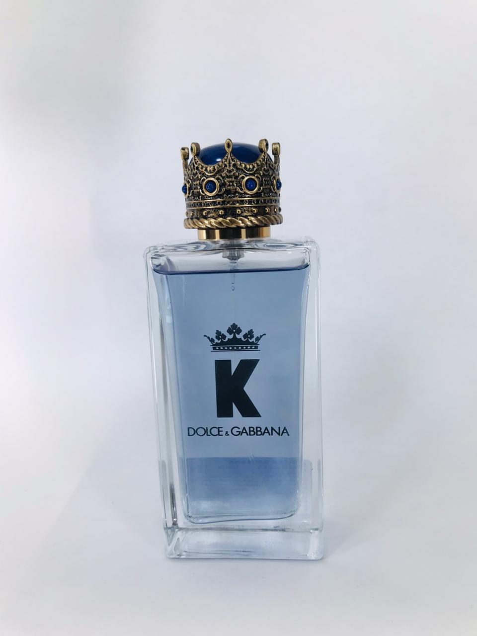 Dolce Gabbana King  Dolce Gabbana Eau de Toilette Masculino 100 ml - TESTER
