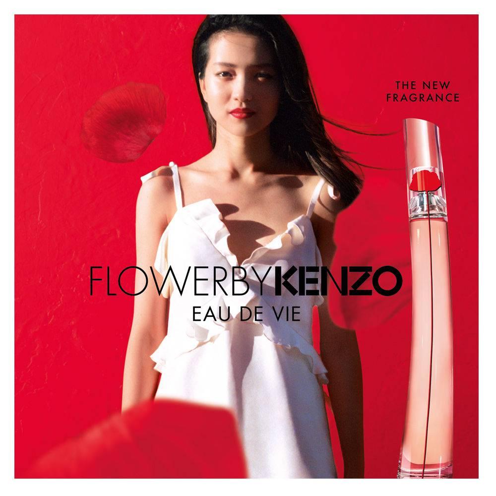 Eau De Vie FlowerByKenzo Feminino Eau De Parfum Légére 50 ml