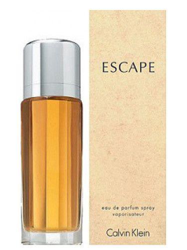 Escape Calvin Klein Feminino Eau De Parfum 100 ml