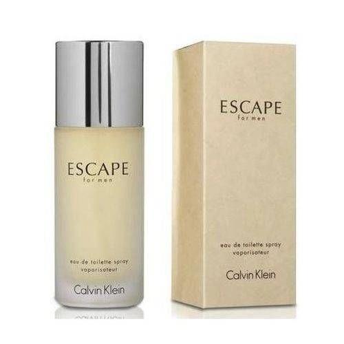 Escape Calvin Klein Masculino Eau de Toilette 100 ml