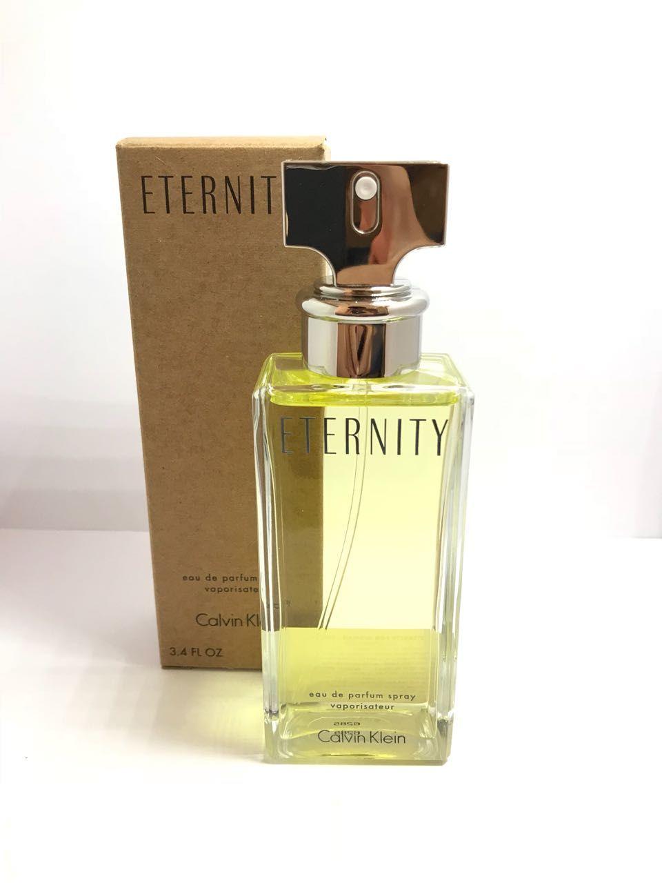 Eternity Calvin Klein Feminino Eau de Parfum 100ML - Tester
