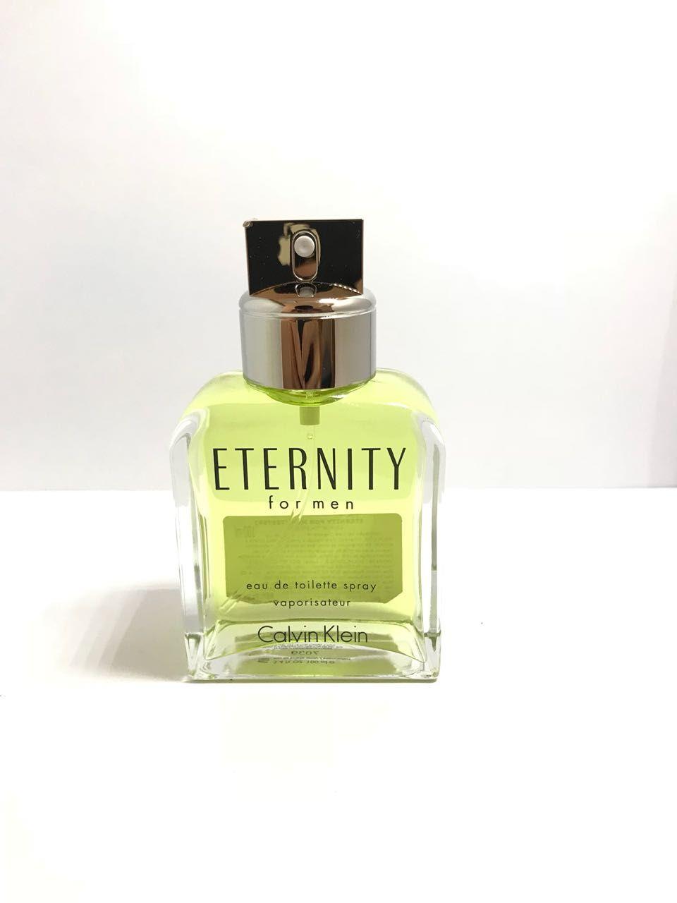 Eternity For Men Calvin Klein Masculino 100ML - Tester
