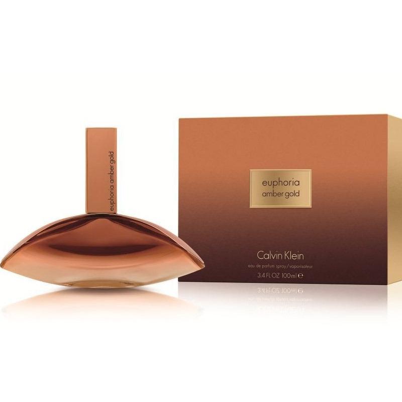Euphoria Amber Gold Calvin Klein Feminino Eau de Parfum 100ml