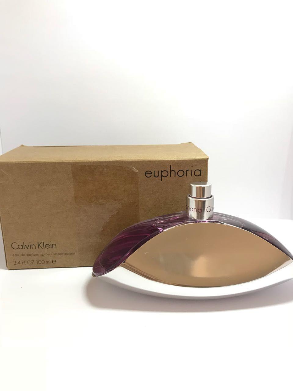 Euphoria Calvin Klein Feminino Eau de Parfum 100ML - Tester