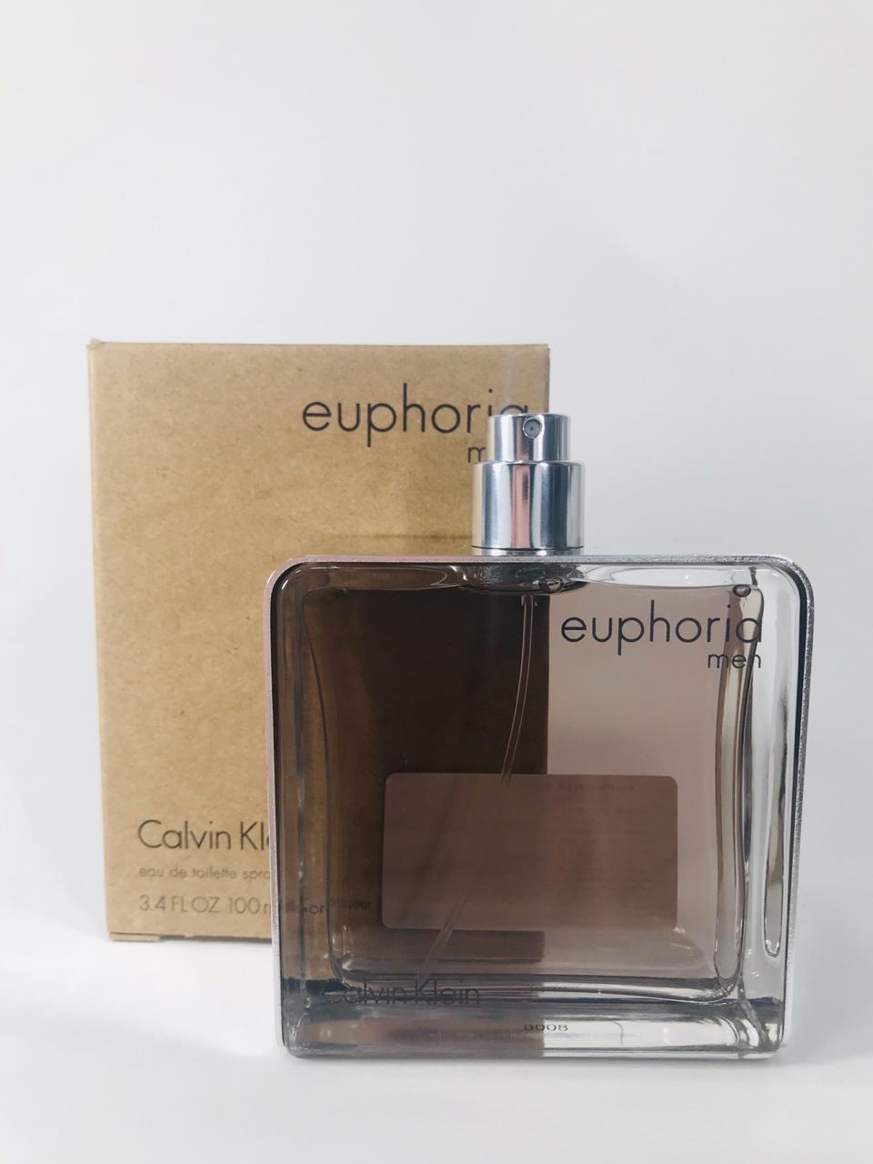 Euphoria Men Calvin Klein Masculino Eau de Toilette 100 ml - Tester