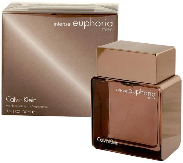Euphoria Men Intense  Calvin Klein  Eau de Toilette 100 ml