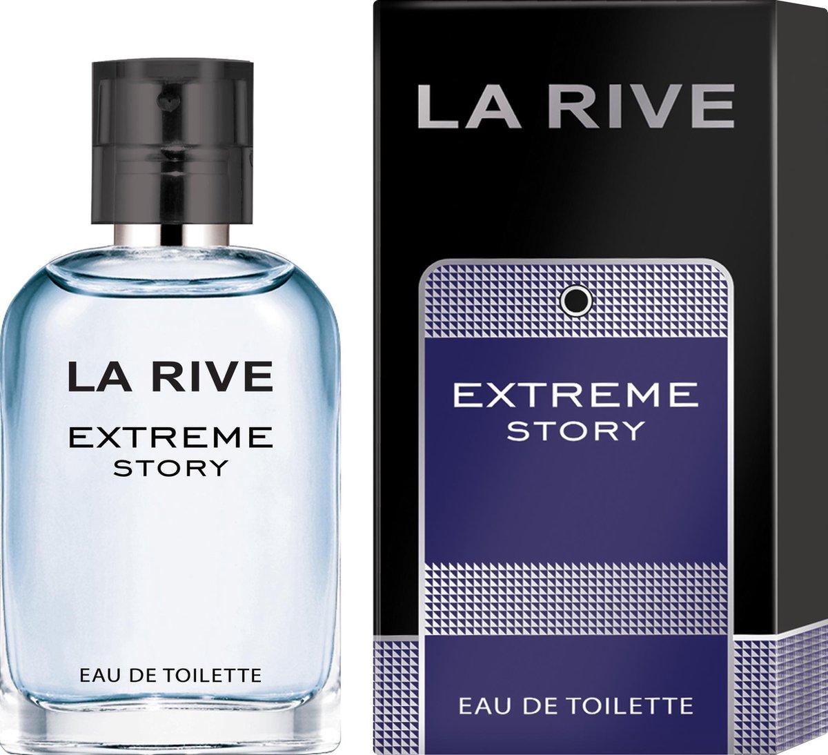 Extreme Story La Rive Masculino Eau de Toilette 30 ml