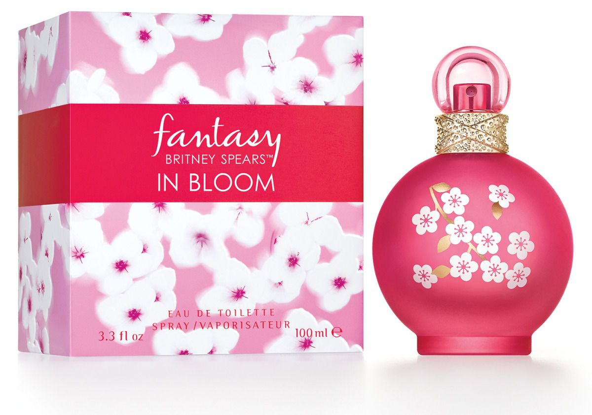 Fantasy In Bloom Britney Spears Feminino Eau de Toilette 100ML