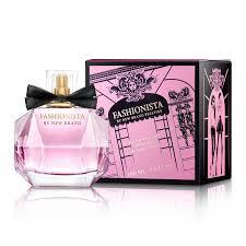 Fashionista New Brand Feminino Eau de Parfum 100ML