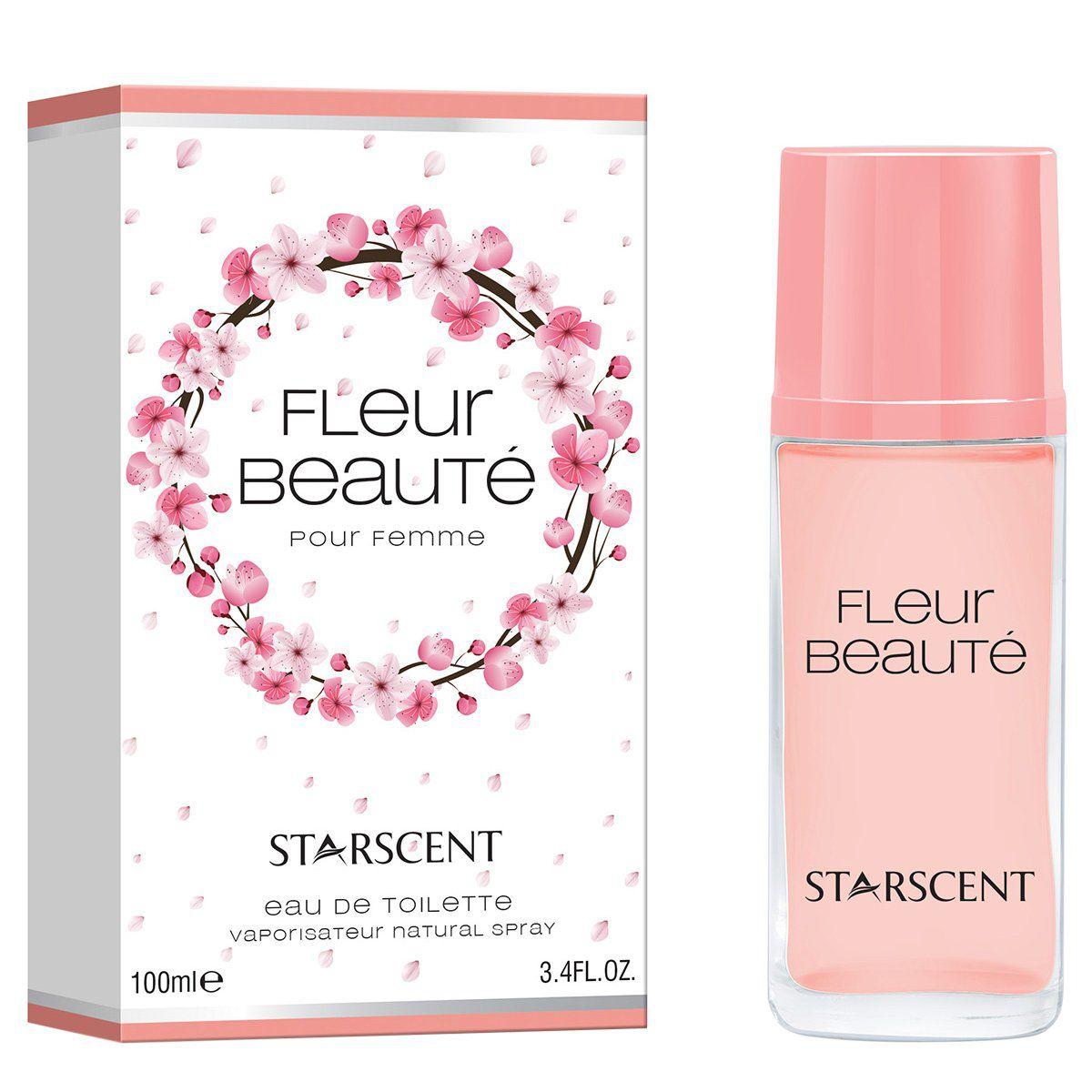 Fleur Beauté Starscent Feminino Eau de Parfum 100ml