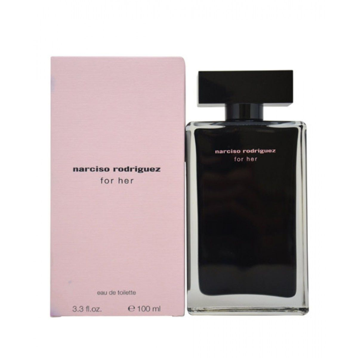 For Her Narciso Rodriguez Feminino Eau de Toilette 100ml