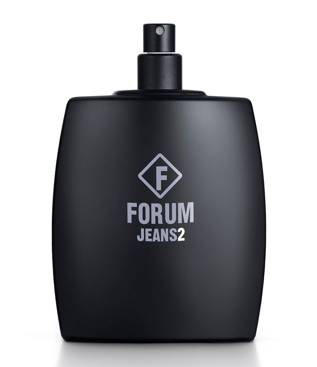 Forum Jeans-2 Masculino Deo Colônia 100ML