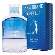 Golf Blue New Brand Masculino Eau De Toilette 100 ml