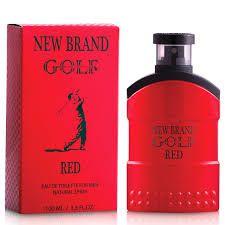 Golf Red New Brand Masculino Eau De Toilette 100 ml