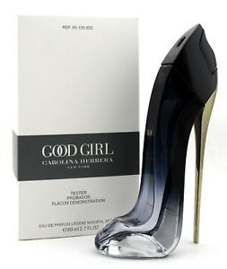 Good Girl Légère Carolina Herrera Feminino Eau de Parfum 80ML - Tester