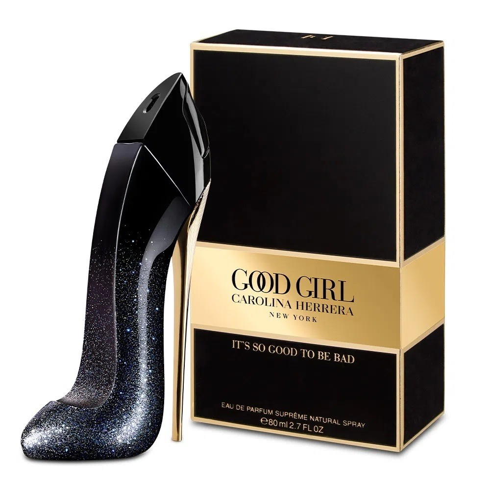 Good Girl Suprême Carolina Herrera Feminino Eau de Parfum 80 ml