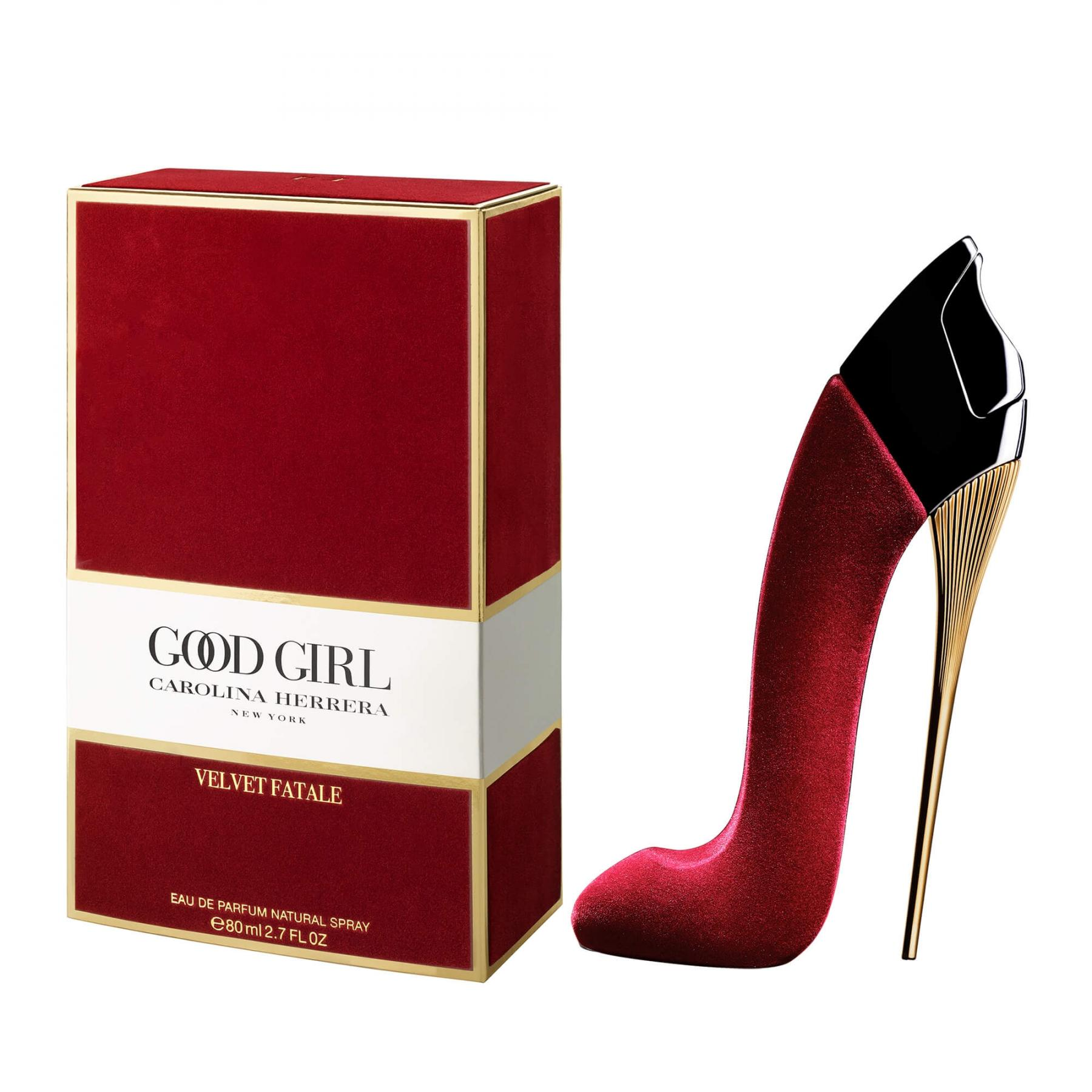 Good Girl Velvet Fatale Carolina Herrera Feminino Eau de Parfum 80ml