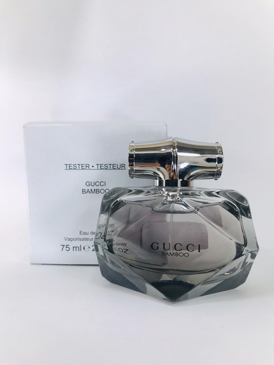 Gucci Bamboo Gucci Eau de Parfum  Feminino 75ml - TESTER