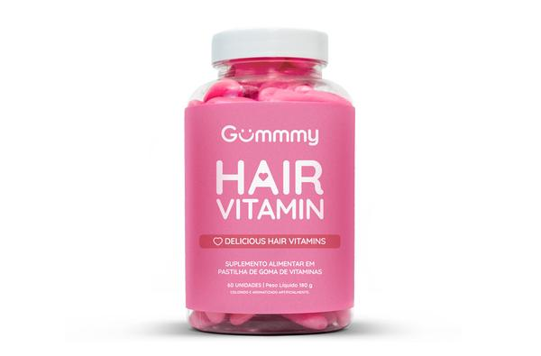 Gummy Hair Vitmin 60 Gomas