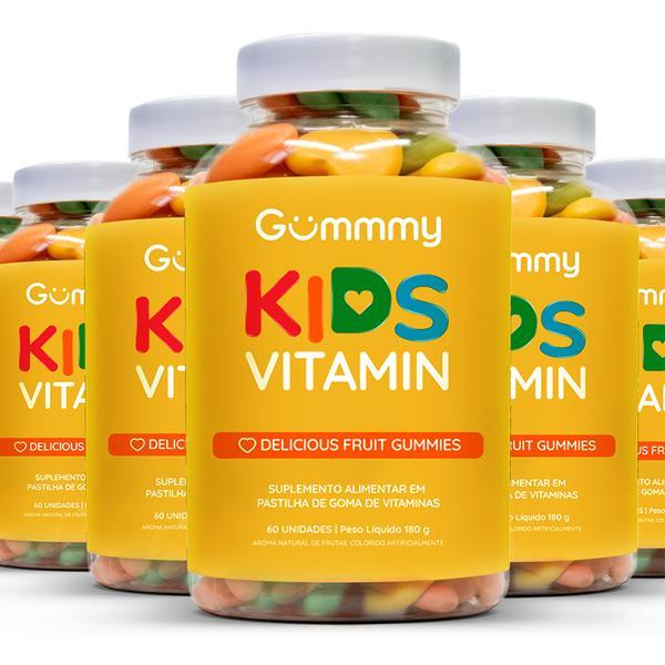 Gummy  Vitamin Kids   60 Gomas