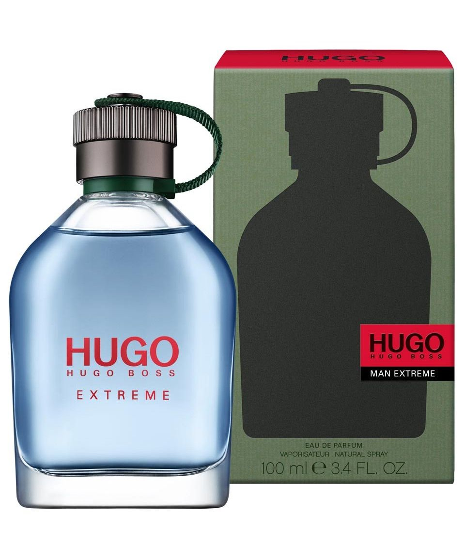 Verde Man Extreme Hugo Boss Masculino Eau de Toilette 100ML